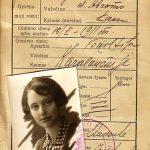 Lea_Goldberg_-_studentė_1929