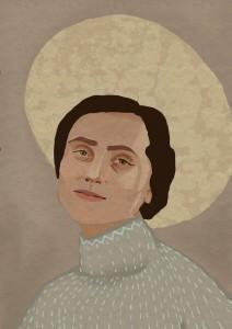 Sofija-Kymantaitė-Čiurlionienė-